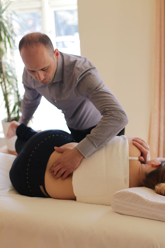 tratament osteopatie